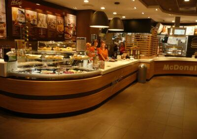 McCafè – Counter Modena Est