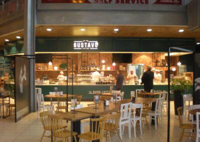 Camst Centronova Gustavo Italiano Wine Bar